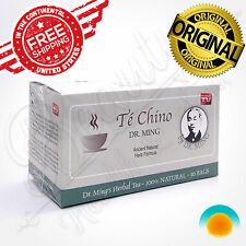 TE CHINO DEL DR MING Natural Slimming Herbal chinese diet detox weight loss tea