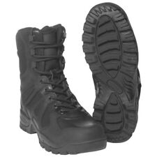 Security Police Army Combat Leather Boots Generation II Mens Tactical Black 5-12