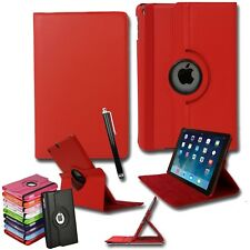 Smart Leather 360° Degree Rotating Smart Stand Case Cover For iPad Air - 1st Gen