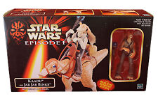 Hasbro Star Wars Kaadu and Jar Jar Binks Playset Episode I Action Figure