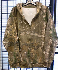 Mossy Oak Realtree BRAND  All Purpose MEN  ZIPPER FRONT HOODED   HUNTING JACKETS