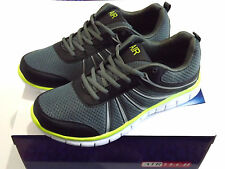 BOYS MENS RUNNING TRAINERS GYM JOGGING WALKING SHOCK ABSORBANT SPORTS SHOES