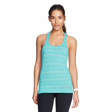 NWT C9 Champion Women Seamless Active Tank Racerback Duo Dry 4 Way Stretch Top