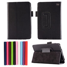 New Leather Folio Stand Case Skin Cover For Amazon Kindle Fire HD 6 Tablet