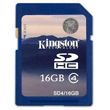 KINGSTON SDHC SD Memory Card for Digital Camera and Camcorder SD CARD