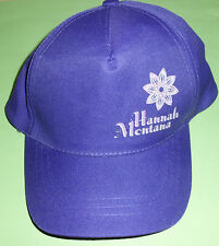 Disney Hannah Montana Basecap Baseball Cap Cap Hat Size 54 purple new