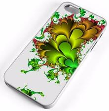 Fractal Abstract Aesthetic Pattern Case Fits Apple iPhones Any Carrier