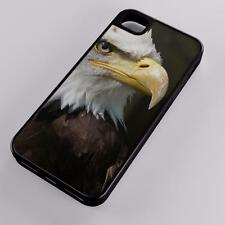 Bald Eagle Hybrid Case Fits Apple iPhones Any Carrier