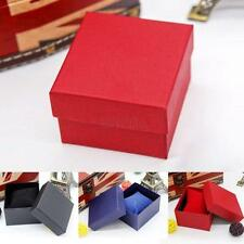 Present Gift  Storage Boxes For Bangle Jewelry Ring Earrings Wrist Watch Box C14