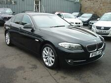 2010 BMW 5 SERIES 520D SE 6 SPEED MANUAL 84334 MILES WITH SERVICE HISTORY