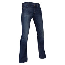 Mens Levis 527 Full Moon Slim Bootcut Jeans