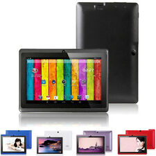 "Brand New 7"" A33 Quad Core Android 4.4 4GB Dual Camera WiFi Android Tablet PC"