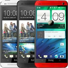 HTC One M7 32GB  Android Smartphone Unlocked GSM AT&T T-Mobile WIFI  4G LTE