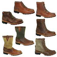 Timberland Boat Company TACKHEAD Boots Ankle Boots men's shoes new