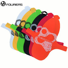 New Fouriers MTB Front Fork Fenders Mud Guard DH Bike Mudguard PP 28g Multicolor