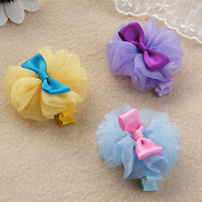 2 Pcs Fashion boutique baby Girl hair bows clips hairpin  hair accessories