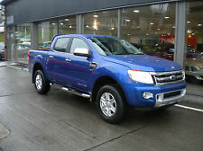 2016 '65 Reg' Ford Ranger 2.2TDCi 150ps 4x4 Double Cab Limited Pick Up