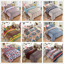 National style Twin Queen King Size Bedding Set Pillowcase Quilt Duvet Cover NEW