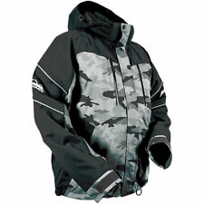 HMK Action 2 Camo Mens Weatherproof Insulated Snowmobile Jackets