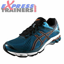 Asics Mens GT-1000 4 Premium Running Shoes Trainers Blue *AUTHENTIC*