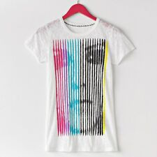 ABBEY DAWN BY AVRIL LAVIGNE T-SHIRT SMALL
