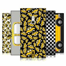 HEAD CASE DESIGNS YELLOW CAB HARD BACK CASE FOR NOKIA PHONES 2