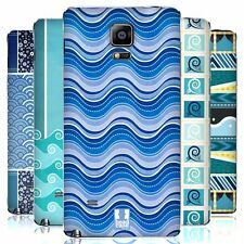 HEAD CASE DESIGNS SEA WAVE PATTERNS BATTERY COVER FOR SAMSUNG PHONES 1