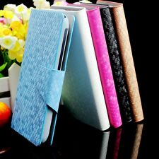 For HTC Desire HD A9191 G10 Diamond Vein PU Leather Flip Wallet Case Cover