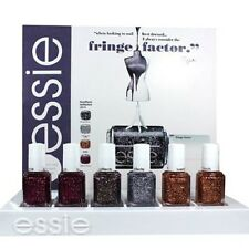 ESSIE 2015 Fringe Factor/Luxeffects Collection Nail Polish Full Size 0.46oz/14ml