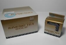 "【6 Rolls】Authentic Original Kinesio Tex Gold  2"" Kinesiology Tape Black or Beige"