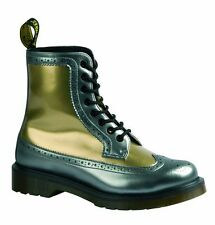 Dr Martens 8-Hole Boots Harrie Path + Gold 15286971 Original Doc
