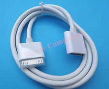 30Pin Dock Extension Adapter Cable for iPhone 4 4S 3G 3GS iPad 2 3 iPod Nano L-3