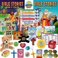 Child Bible Song Story Color Book Puzzle Game Toy Gift.. Bargain Christian Stuff