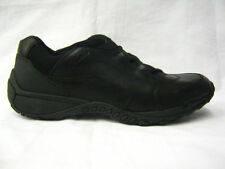 Clarks BOOTLEG 'Thames' Boys Black Leather Lace Up School Shoes. E FIT