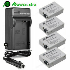 LP-E8 Battery + Charger for Canon Rebel T3i T2i T4i T5i EOS 700D 650D 600D 550D