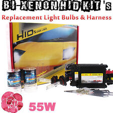 Xenon HID conversion Kit 55W H1/3/7 H8/9/11 H13 HB3 HB4 9004 9007 Headlight
