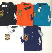 NWT Polo Ralph Lauren Custom Fit Big Pony Crest Polo