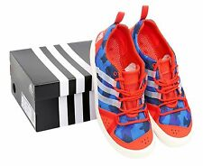 Adidas Shoes Climacool Boat Lace Running Sneakers Blue Spike Sports Team B26625
