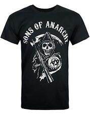 Official Sons Of Anarchy Reaper Men's T-Shirt