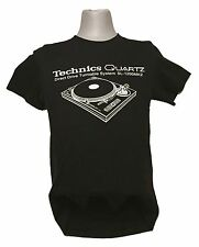 TECHNICS QUARTZ DIRECT DRIVE TURNTABLE SL-1200MK2 TSHIRT BRAND NEW