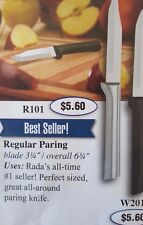RADA CUTLERY REGULAR PARING KNIFE #R101 #W201