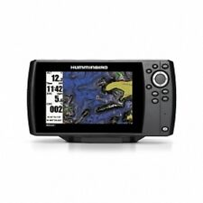"Humminbird Helix 7 GPS Chart Plotter. 7"" Screen, Full Colour. Great Value"