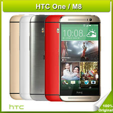 HTC One M8 32GB Factory Unlocked Android Smartphone AT&T Tmobile Gold/Grey