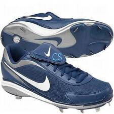 NWT-Mens Nike Air Zoom Coop V Blue Baseball Metal Cleats Shoes-13, 13.5, 14 & 15