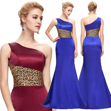 GRACE KARIN Retro Long Homecoming Gown Evening Cocktail Party Prom Formal Dress