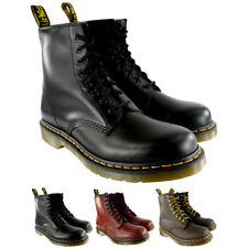 Mens Dr Martens Classic Retro Vintage Leather Lace Up Ankle Boots US Sizes 8-13