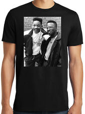 PubliciTeeZ DJ Jazzy Jeff and the Fresh Prince Photo T-Shirt S-6XL
