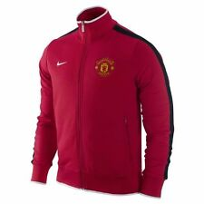 NIKE MANCHESTER UNITED AUTHENTIC N98 JACKET Red/Black.