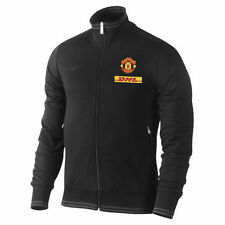 NIKE MANCHESTER UNITED AUTHENTIC N98 JACKET Black/Gray.