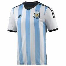 ADIDAS ARGENTINA HOME JERSEY FIFA WORLD CUP BRAZIL 2014